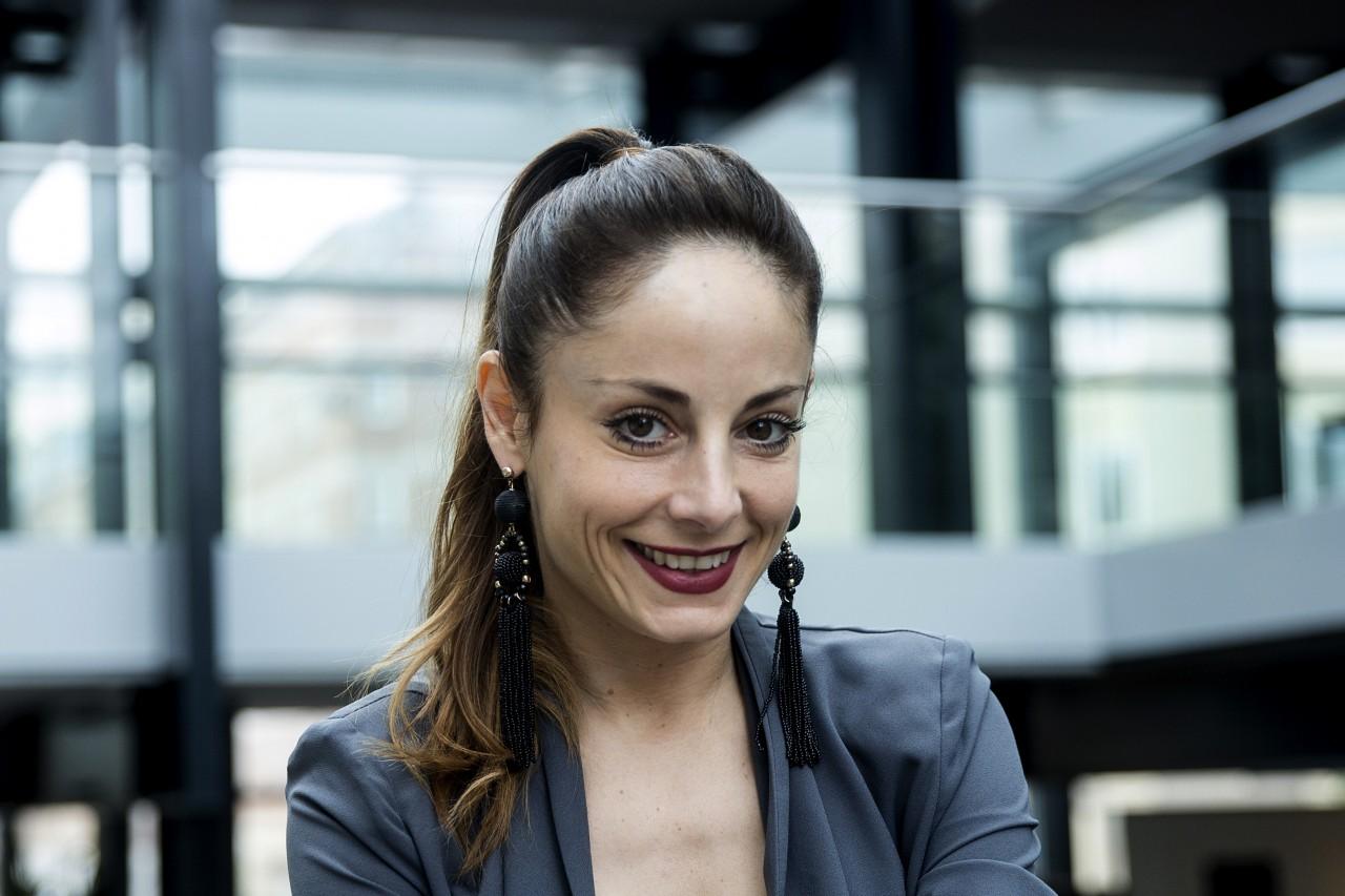 Ana Klašnja, ambasadorka kampanje (foto: Ana Kovač)
